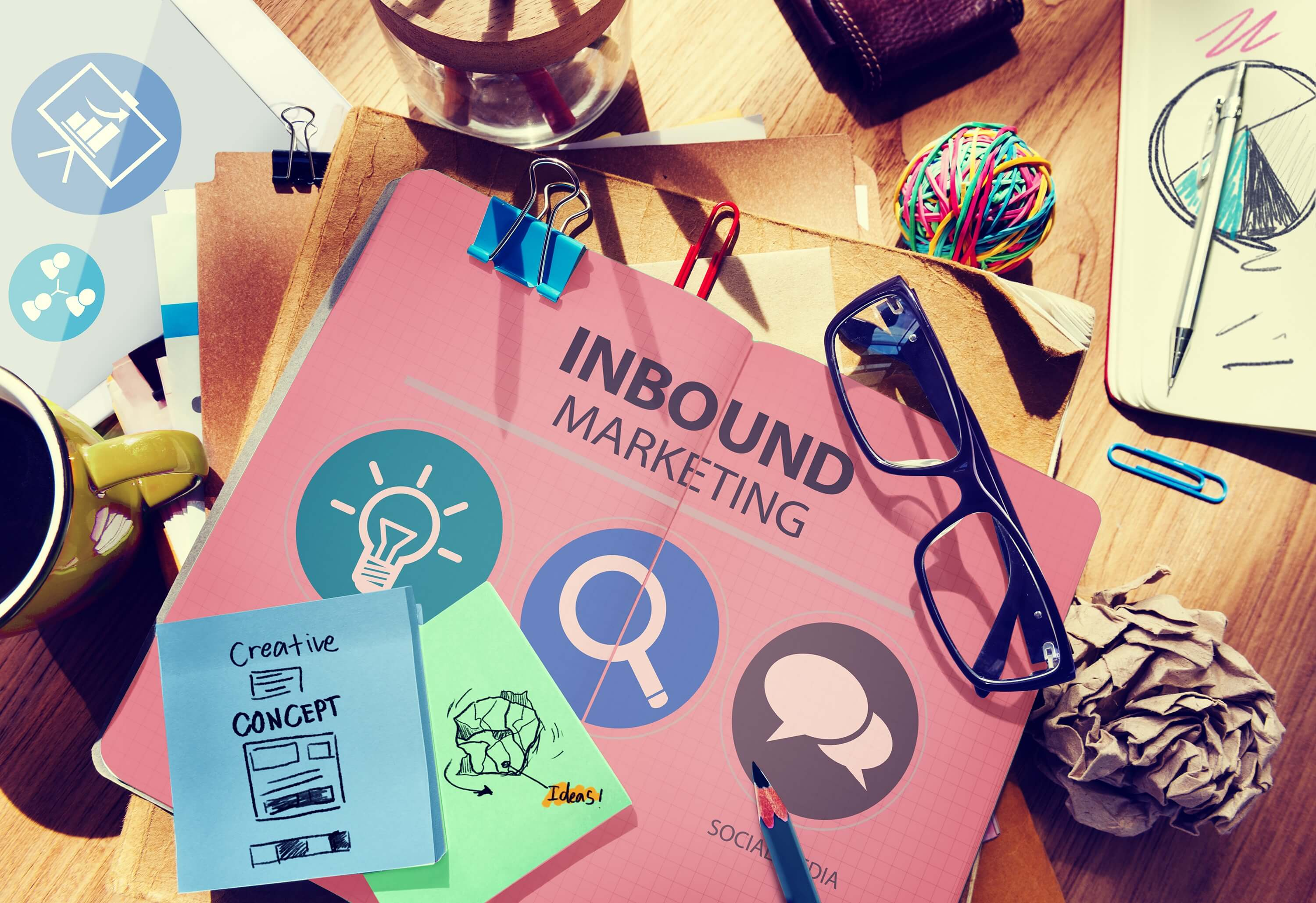 Atrae más clientes con Inbound Marketing