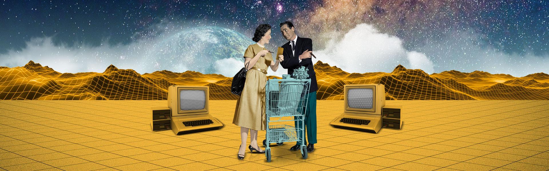 E-commerce, el gigante de las ventas